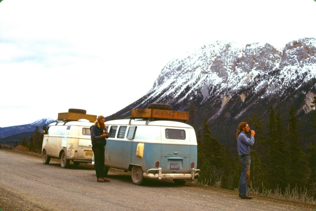 Alaskan Hwy. 1974