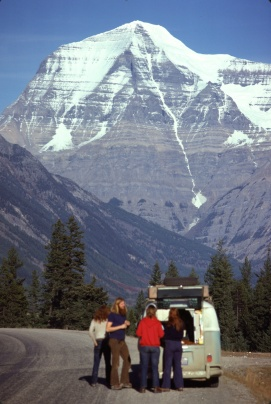 Mt. Robson 1975