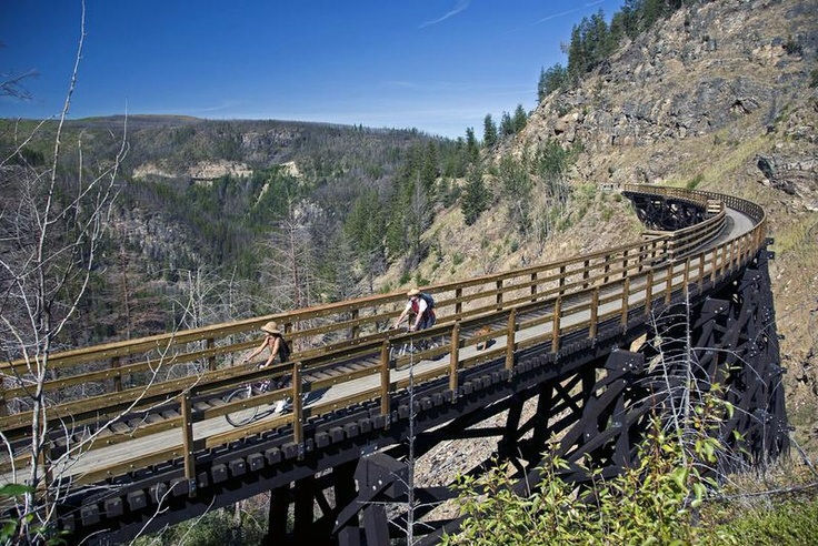 Kettle Valley BC Rails to Trails