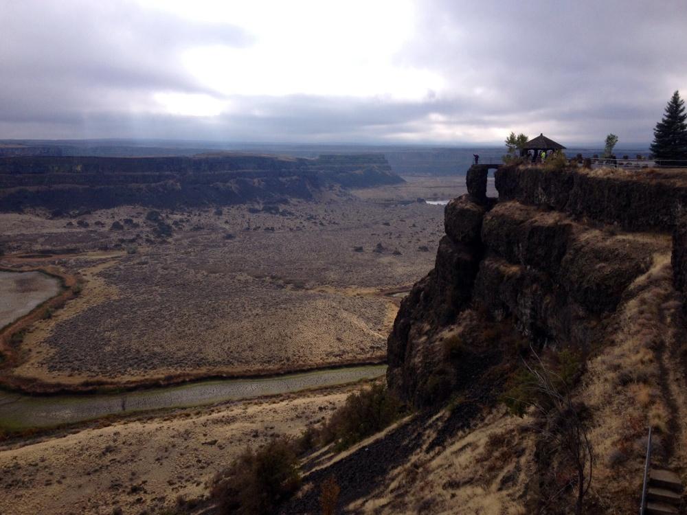 Dry Falls Overlook