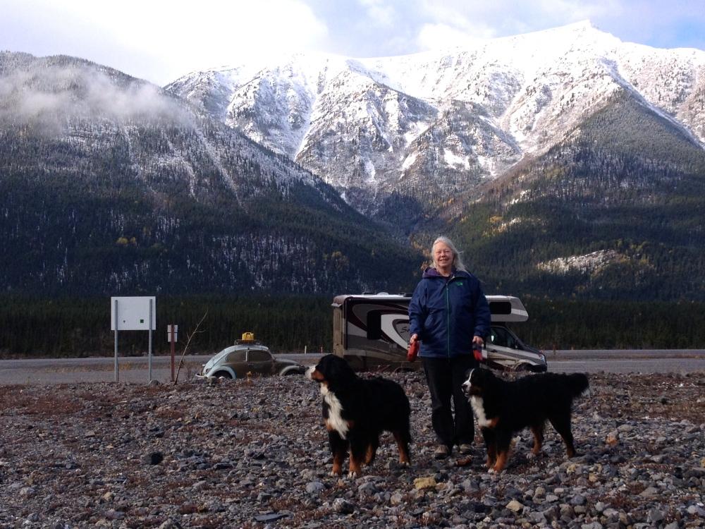 Liard River Provincial Park