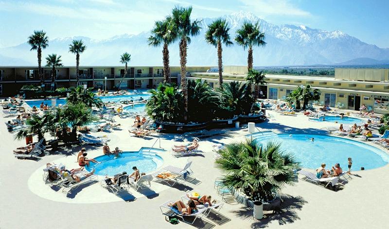 Desert Hot Springs Spa