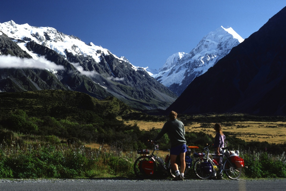 Mt. Biking New Zealand