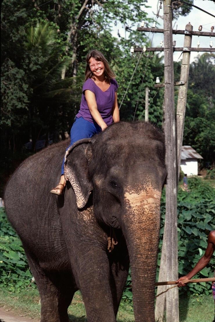 Adventures in India 1980's
