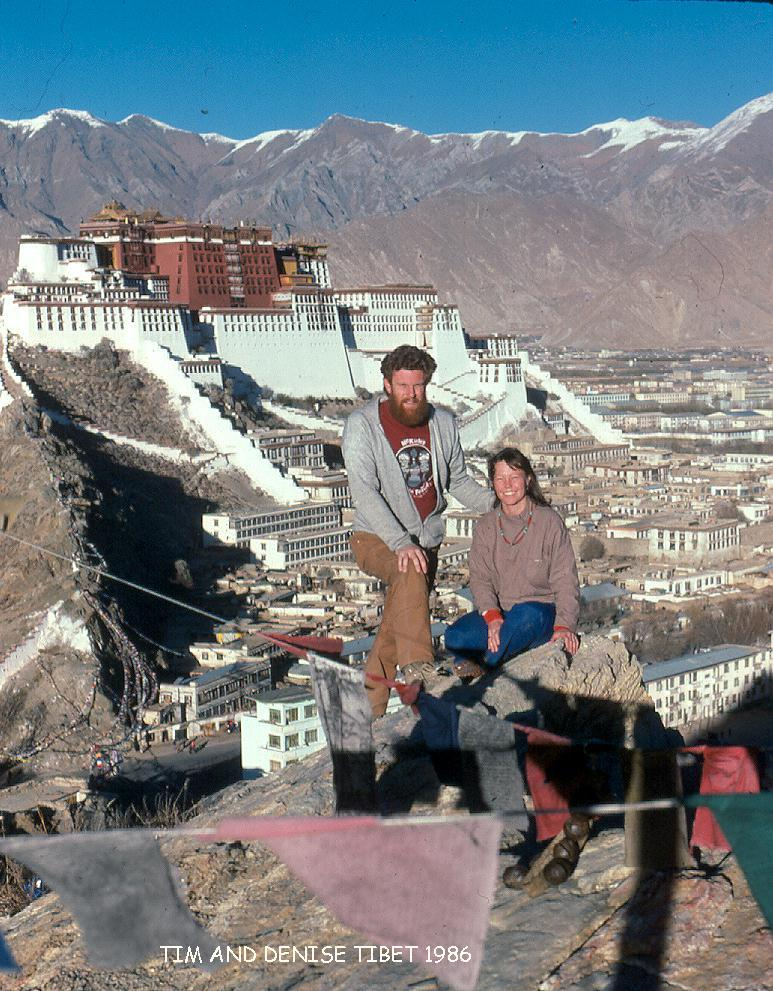 Travels in Tibet and Nepal 1986