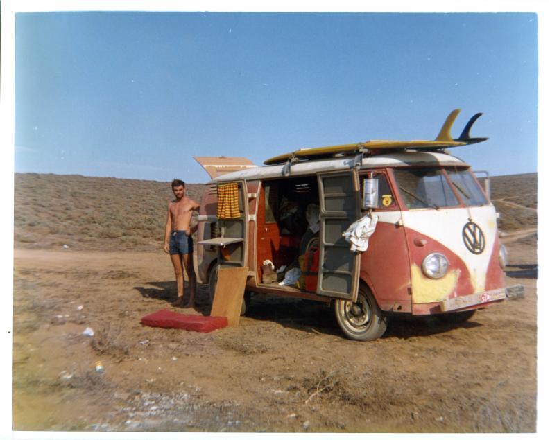 Late 60's Baja Surf Safari