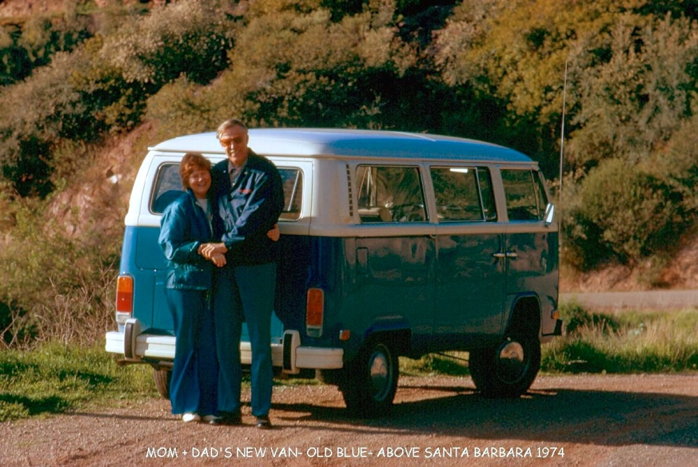 New VW Bus 1974 Later Converted to a Camper.