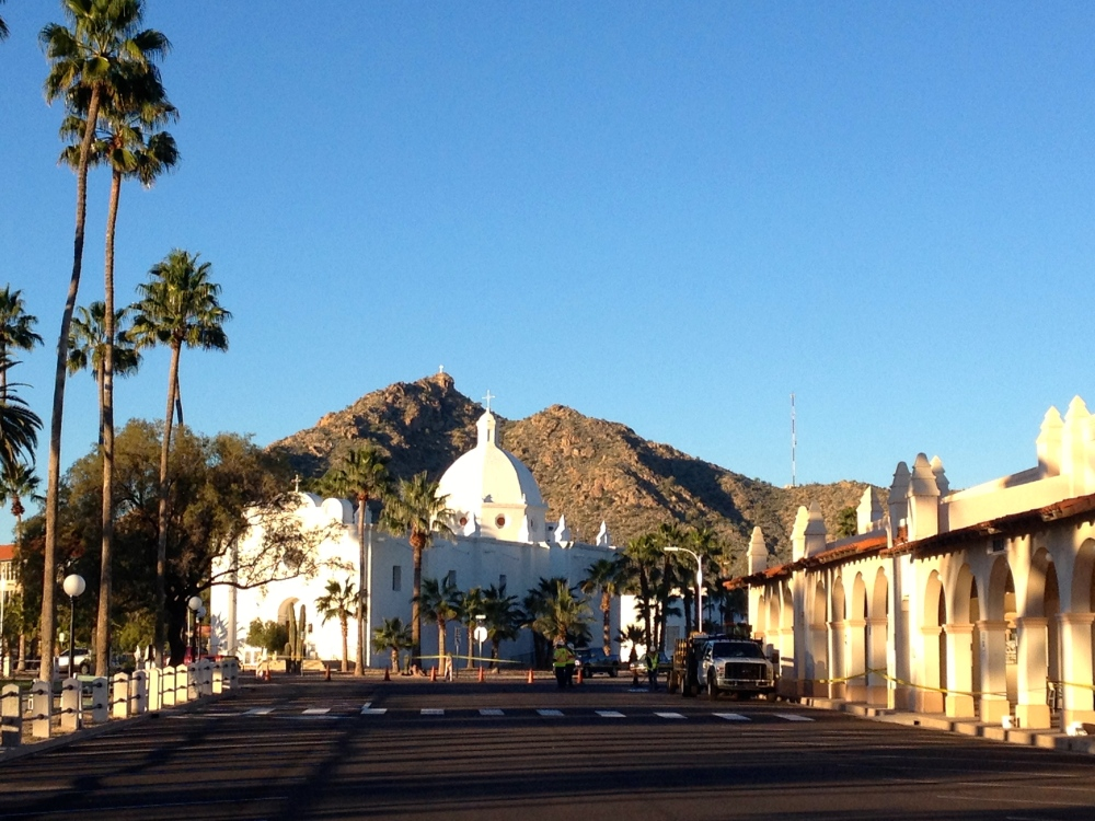 Beautiful Downtown Ajo AZ