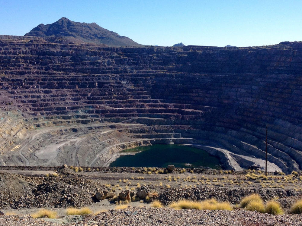 The Open Pit Today
