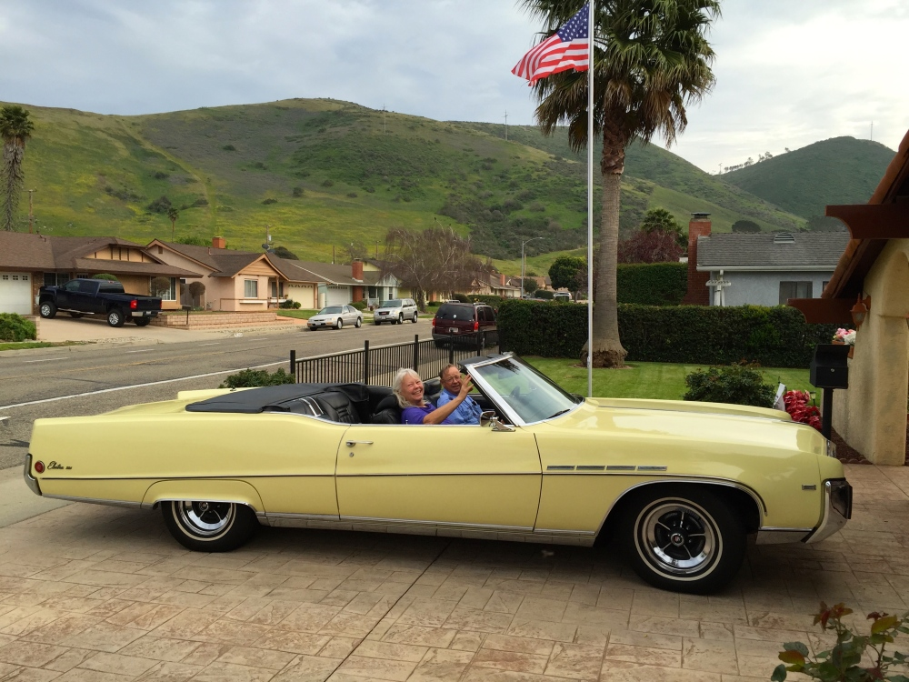 Cruising In Gerts Buick Electra 225