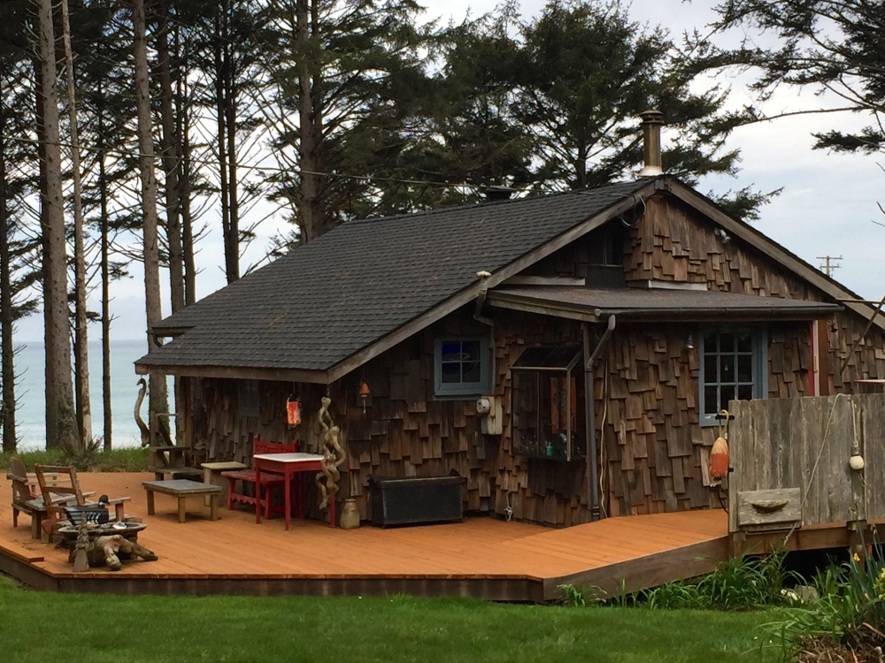 A Typical Oregon Coast Home