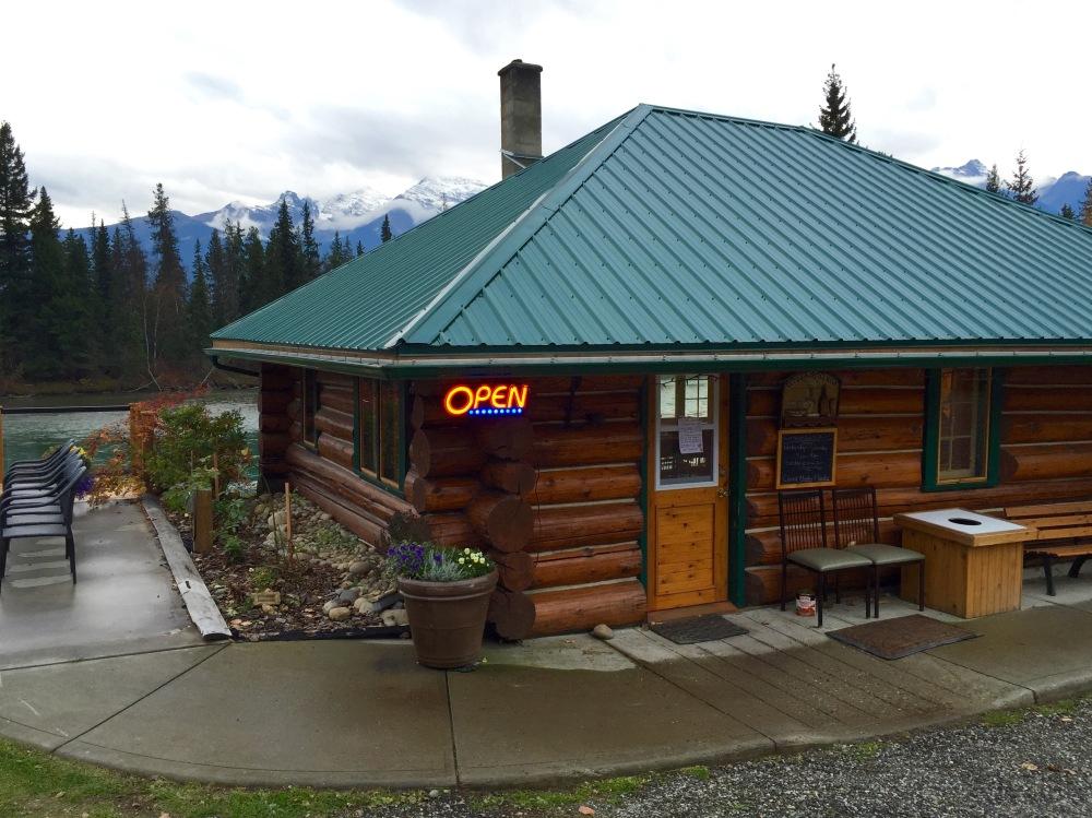 Historic Hudson Bay Trading Post Now Restaurant