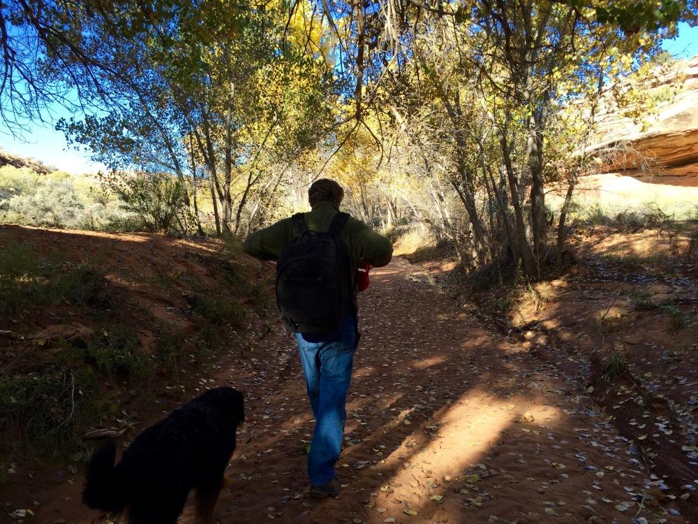 Secret Canyon Hiking