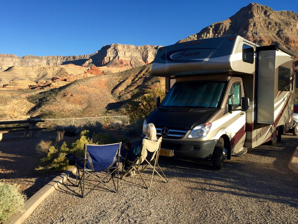 Virgin River Campground