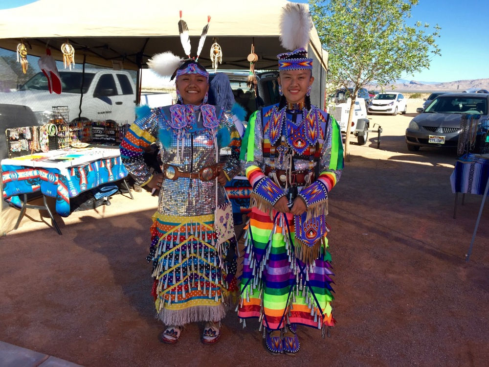 Southern Paiute Pow Wow Dance Competition