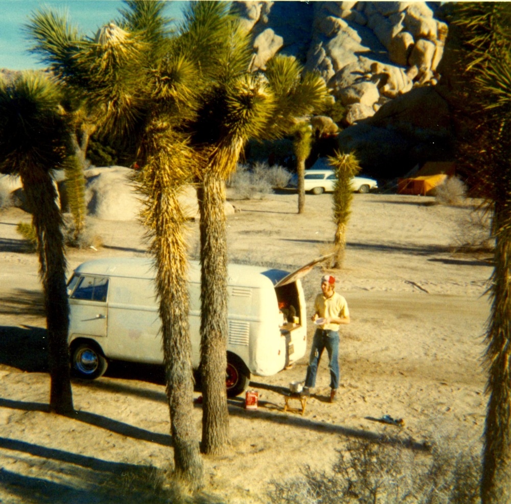 Hidden Valley Campground 1970