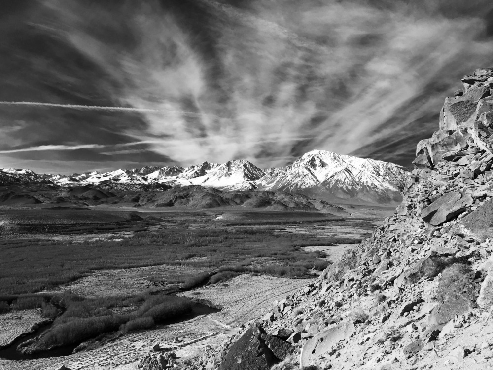 Mt Tom And The Owens River