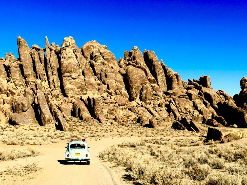 Wandering The Backroads Of The Alabama Hills
