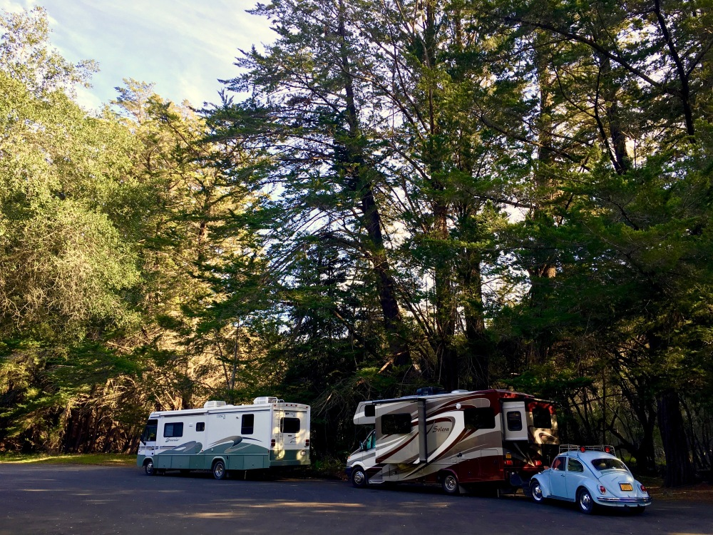 Phiffer Big Sur State Park Overflow Camping