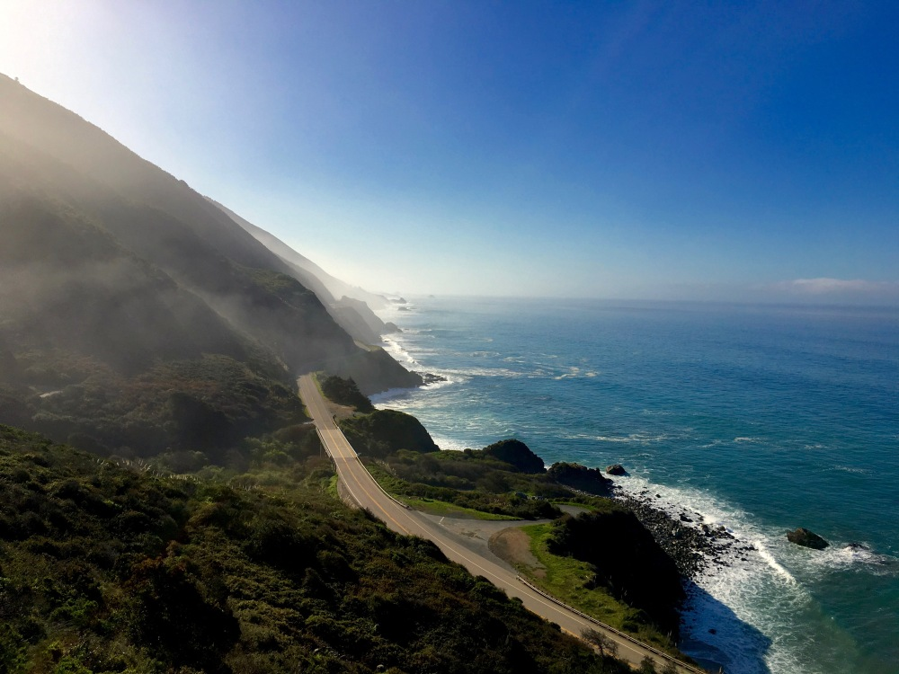 Highway 1 Big Sur