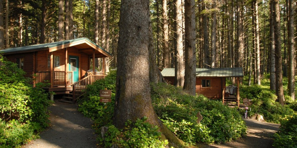Cape Lookout Cabins