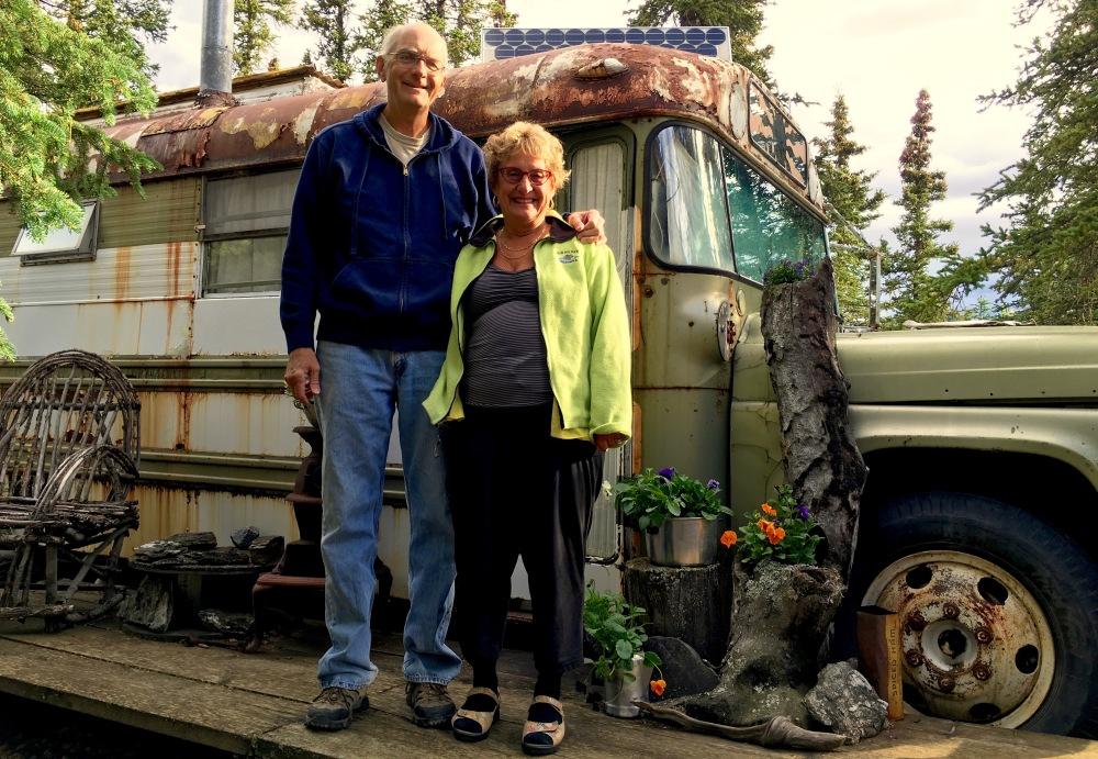 Tom and Marysia