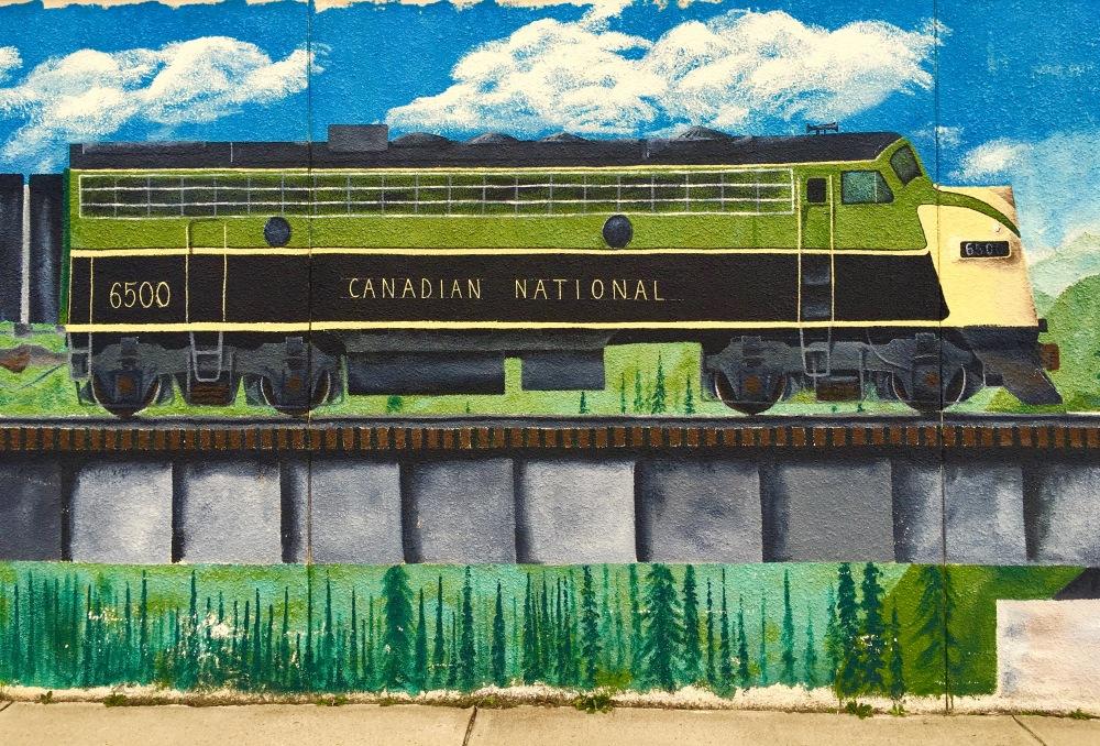 McBride Mural