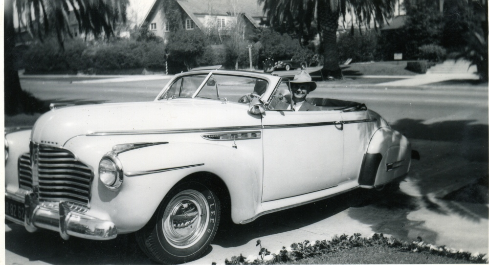 My Grandfather Drove His Family From Back East In The 1930's To Find The California Dream