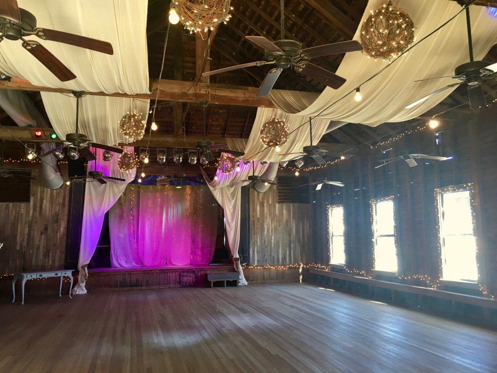 Sisterdale Dance Hall